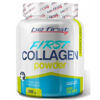 BE FIRST COLLAGEN POWDER, 200 г