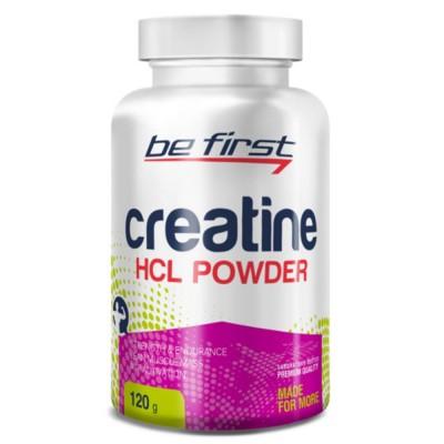 BE FIRST Creatine HCL powder, 120 g