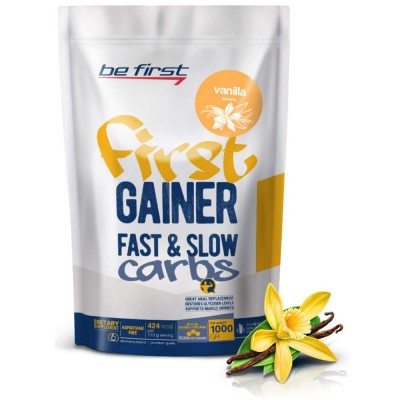 BE FIRST Gainer, 1000 g
