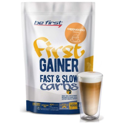 BE FIRST GAINER, 1000 г
