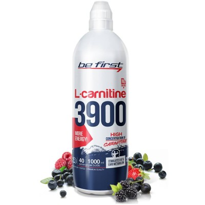 BE FIRST L-CARNITINE 3900, 1000 ml