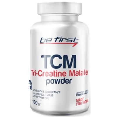 BE FIRST TRI-CREATINE MALATE POWDER, 100 г