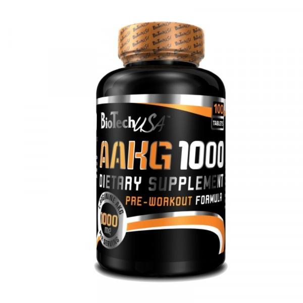 BIOTECH AAKG 1000 ,100 таб