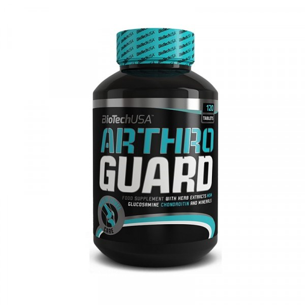 BIOTECH ARTHRO GUARD, 120 tab