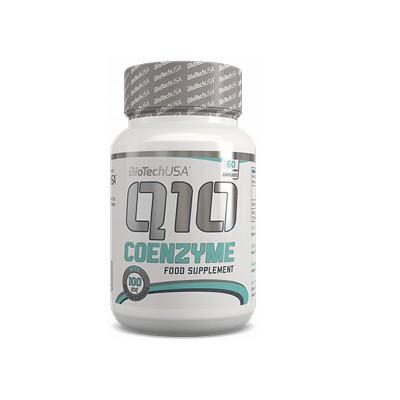 BIOTECH COENZYME Q10, 60 капсул