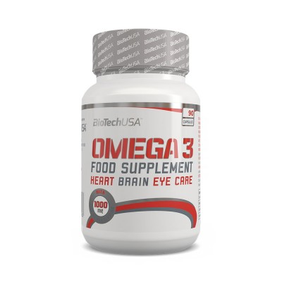 BIOTECH OMEGA-3, 90 капсул