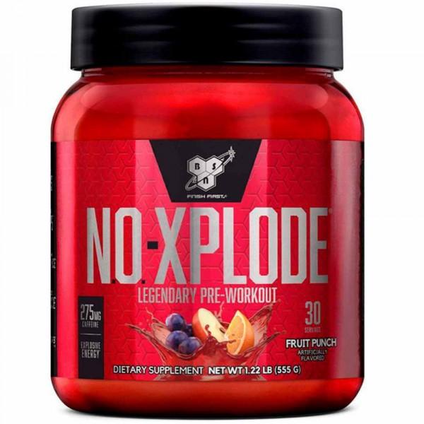 BSN N.O.- XPLODE 3.3, 550 г \ 30 порций