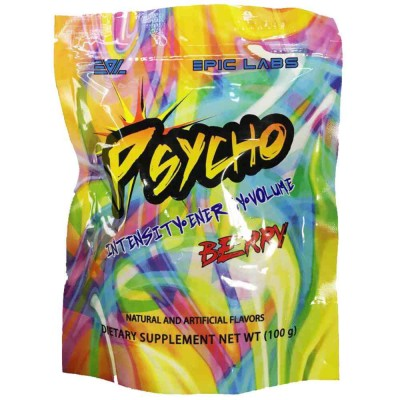 EPIC LABS PSYCHO, 100 g