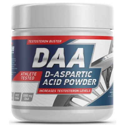 GENETIC LAB DAA D-ASPARTIC ACID POWDER, 100 g