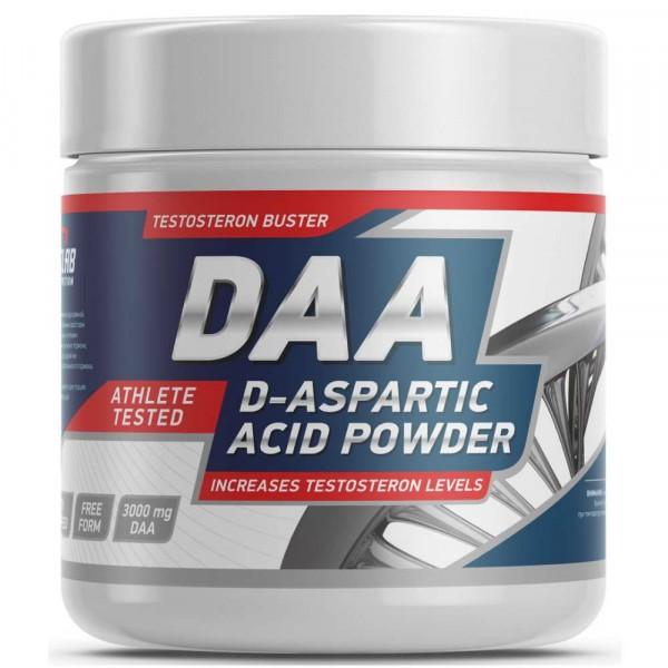 GENETIC LAB DAA D-ASPARTIC ACID POWDER, 100 g