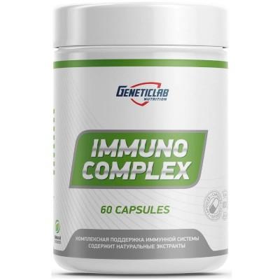GENETIC LAB IMMUNO COMPLEX, 60 капсул, 30 порций