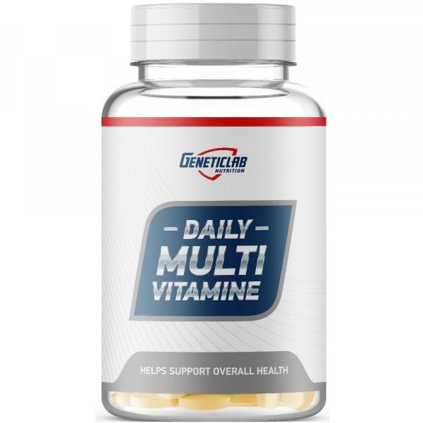 GENETIC LAB MULTIVITAMIN DAILY, 60 таблеток