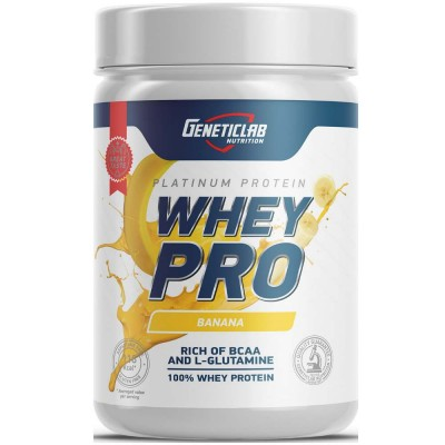 GENETIC LAB WHEY PRO 100 %, 150 г, 5 порций