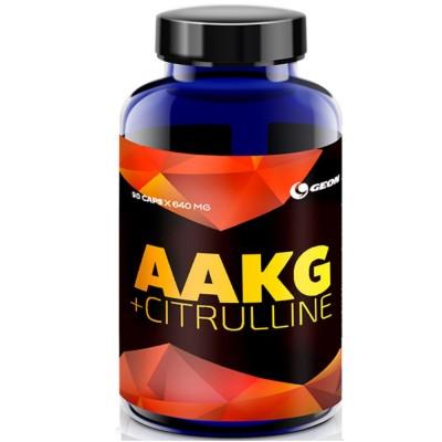GEON AAKG + цитруллин, 90 капсул