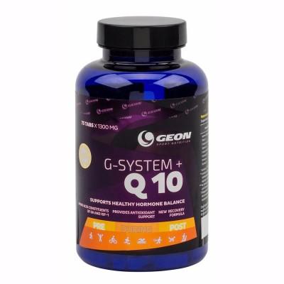 GEON G-SYSTEM + Q10, 75 таблеток