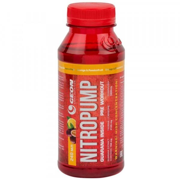 GEON NITRO PUMP, 240 ml
