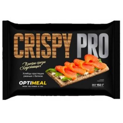 Хлебцы OPTIMEAL CRISPY PRO, 150 г