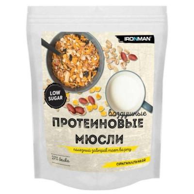 IRONMAN Мюсли протеиновые, 240 г