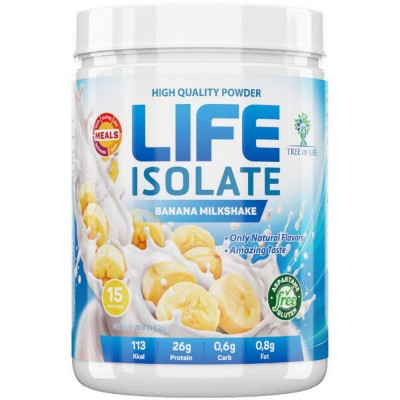 LIFE ISOLATE, 450 g