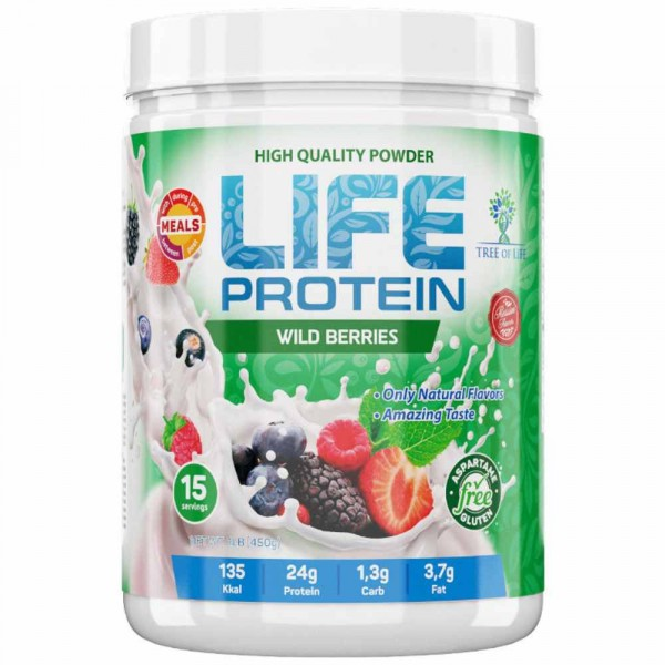 LIFE PROTEIN, 450 g