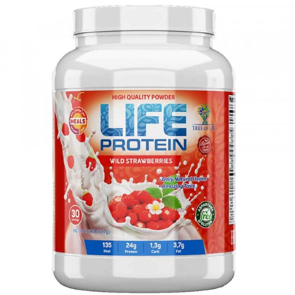 LIFE PROTEIN, 908 g
