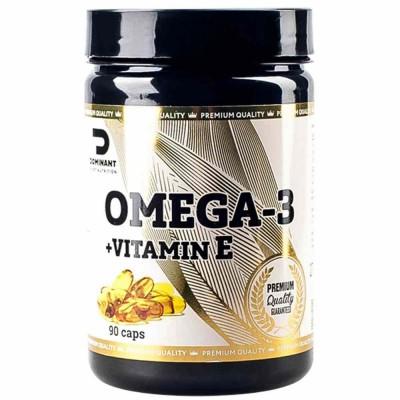 Mr.DOMINANT OMEGA-3, 90 капсул
