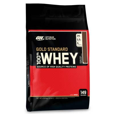 OPT WHEY PROTEIN NATURAL 100 % GOLD, 4540 г