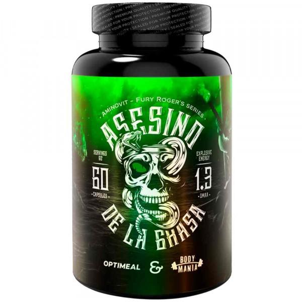 OPTIMEAL ASESINO DE LA GRASA, 620 mg