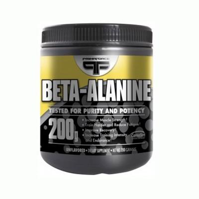 OPTIMEAL BETA-ALANINE, 200 г