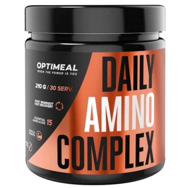 OPTIMEAL DAILY AMINO COMPLEX, 210 г