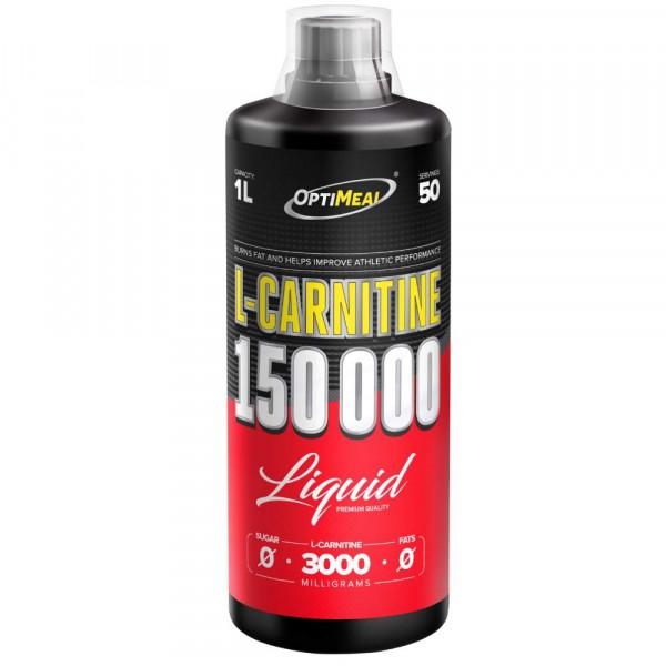 OPTIMEAL L-CARNITINE LIQUID 150000, 1л