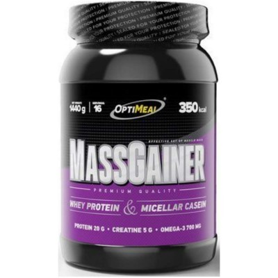 OPTIMEAL MASS GAINER, 1440 г