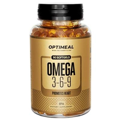 OPTIMEAL OMEGA-3-6-9, 90 капсул