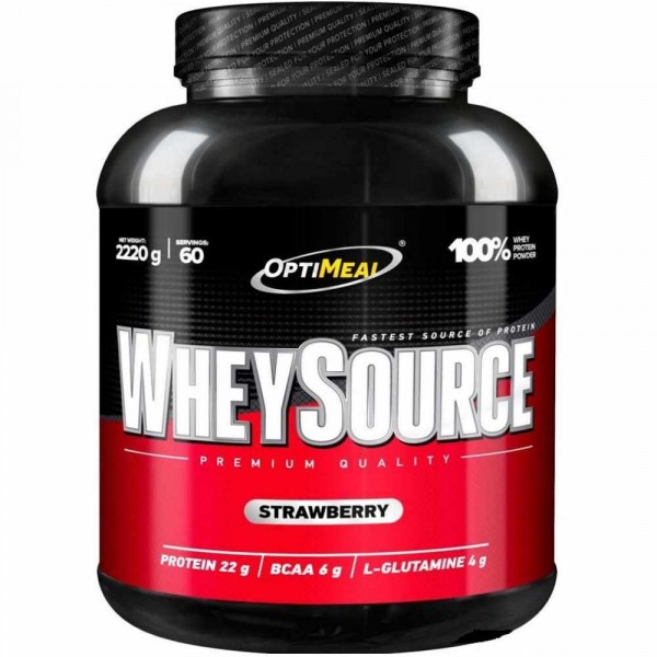 OPTIMEAL WHEY SOURCE, 2200 г