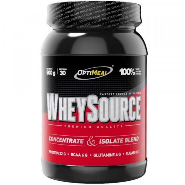 OPTIMEAL WHEY SOURCE, 900 г