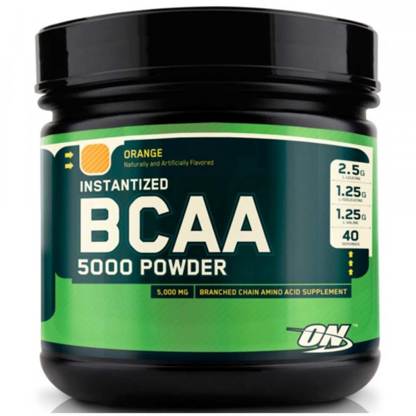 OPTIMUM BCAA 5000 POWDER, 380 г