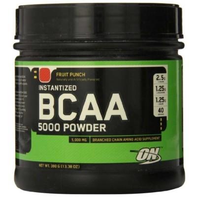 OPTIMUM BCAA 5000 POWDER, 380 г