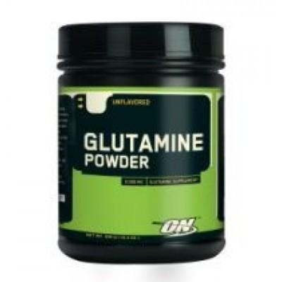 OPTIMUM NUTRITION GLUTAMINE POWDER, 600 г