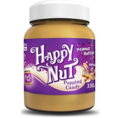 Паста арахисовая HAPPY NUT, 330 г