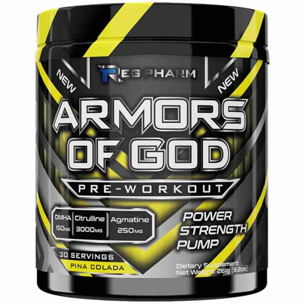 REG PHARM ARMORS OF GOD, 261 g