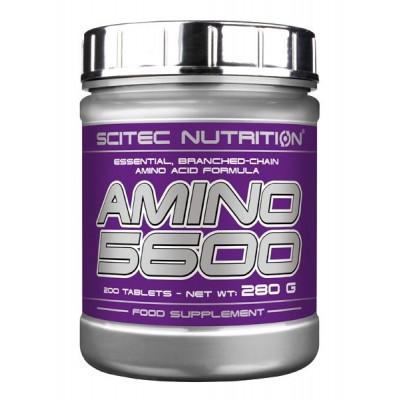 SCITEC AMINO 5600, 200 tab