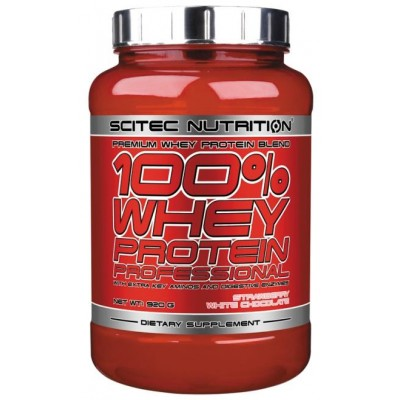 SCITEC WHEY PROTEIN PROFESSIONAL, 920 г