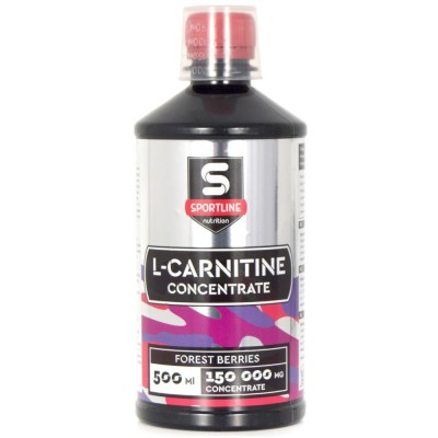 SPORTLINE L-CARNITINE CONCENTRATE 150.000 mg, 500 ml