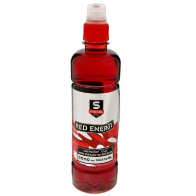 SPORTLINE RED ENERGY 2000 mg, 500 ml