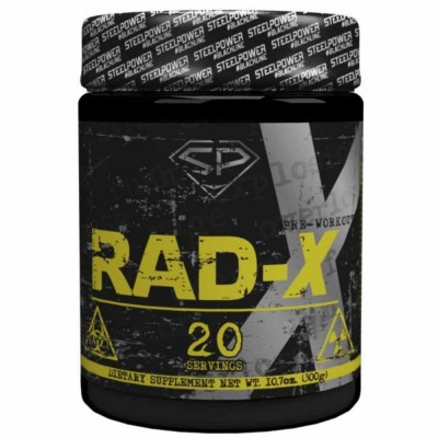 STEEL POWER RAD-X, 300 г