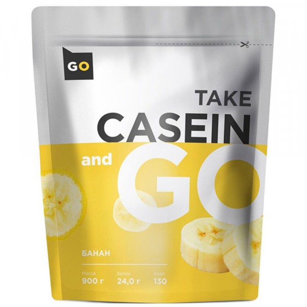 TAKE AND GO CASEIN, 900 г