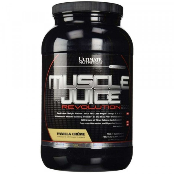 ULTIMATE MUSCLE JUICE REVOLUTION, 2270 g
