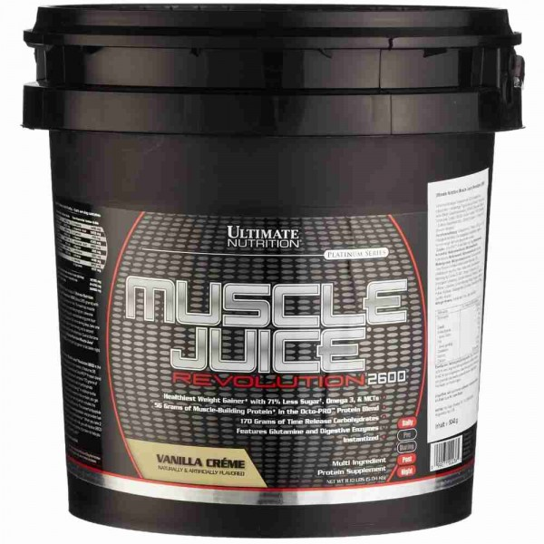 ULTIMATE MUSCLE JUICE REVOLUTION, 5000 g