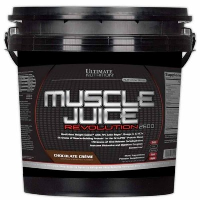 ULTIMATE MUSCLE JUICE REVOLUTION, 5000 г