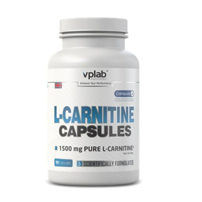 VPLAB L-CARNITINE, 90 капсул